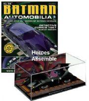 DC Batman Automobilia Collection #36 Detective Comics #667 Batmobile Eaglemoss